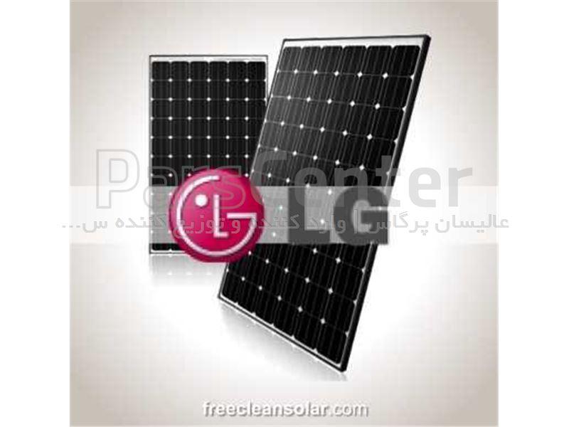 پنل خورشیدی 300w LG
