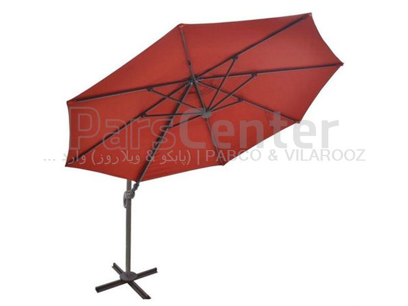 چتر پایه کنار میامی