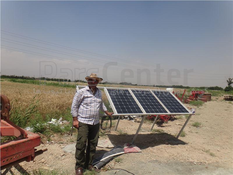 نصب و راه اندازی پنل های خورشیدی