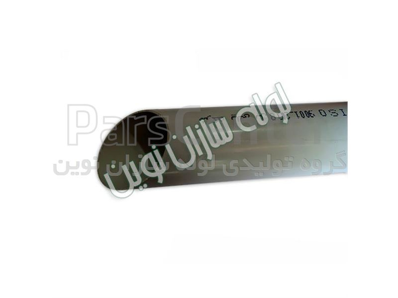 لوله پلیکا (pvc) فاضلابی سایز 110 (4 اینچ)