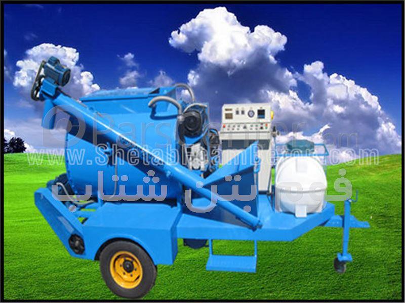 انواع دستگاههای فوم بتن - محصولات ماشین آلات تولید مرتبط با عمران ...انواع دستگاههای فوم بتن ...
