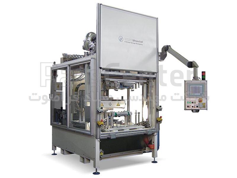 دستگاه جوش پلاستیک صفحه داغ KLN آلمان