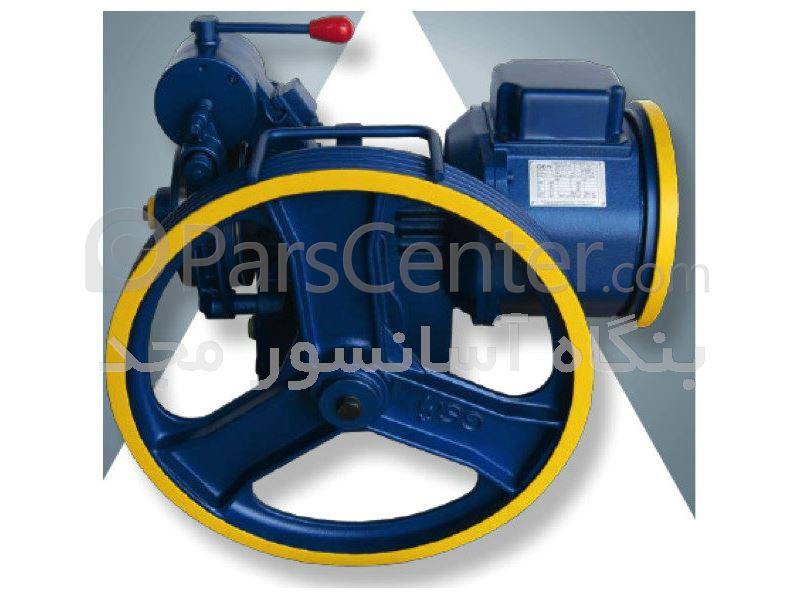 موتور آسانسور جم  AC2 - GEM 5.5
