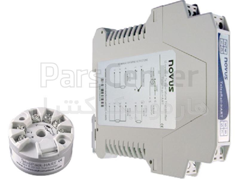 ترانسمیتر دما TXRAIL-USB NOVUS