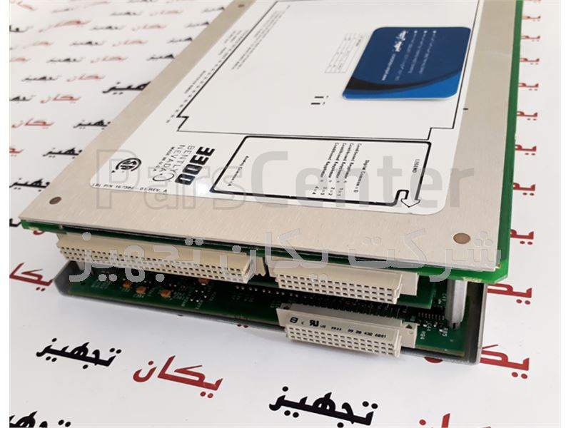 فروش و تامین کارت مانیتورینگ بنتلی نوادا Bently Nevada 3300/02 System Monitor PWA 167331-01