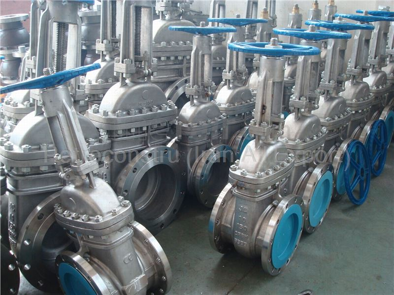 Exporting Industrial Valves from Iran to Iraq and Qatar