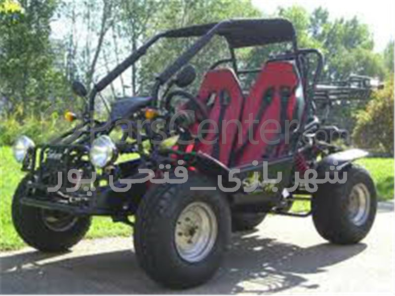 ماشینهای باگی و ATV