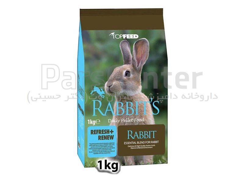 غذای خرگوش تاپ فید