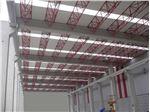پوشش نورگیر سقف سوله