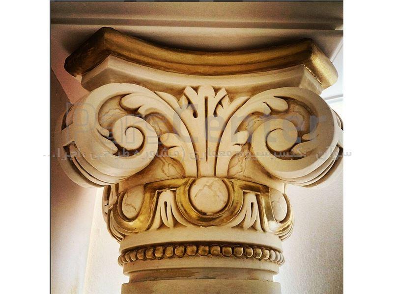 طراحی با گچبری پیش ساخته و پتینه کلاسیک با ابزار پلی یورتان ، orac اوراک