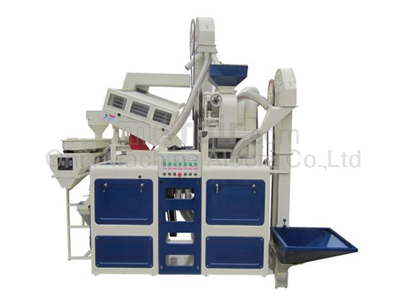 rice mill machine