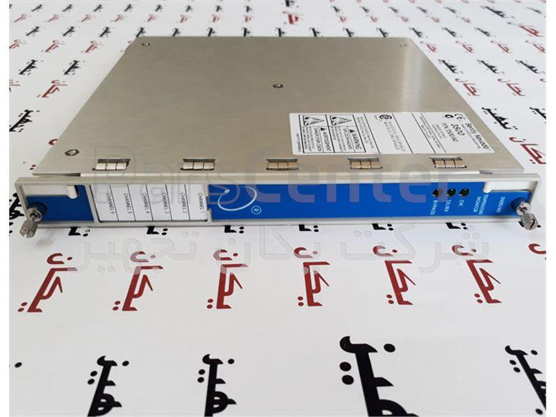 فروش و تامین کارت مانیتور دما بنتلی نوادا Bently Nevada 3500/60 6-Channel Temperature Monitor