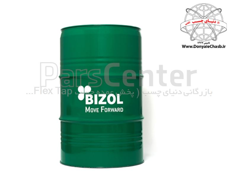 روغن گیربکس بیزول 60L) BIZOL Technology Gear Oil GL5 80W-90) آلمان