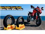 لاستیک پیرلی موتور سیکلت 250