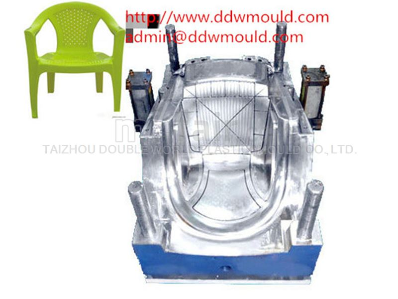 DDW Outdoor Garden Plastic Chair Mold to Iran