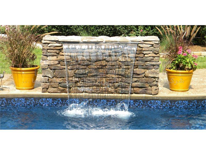 پرده آب دیواری آبشاری 100 سانتیمتری Wall100
