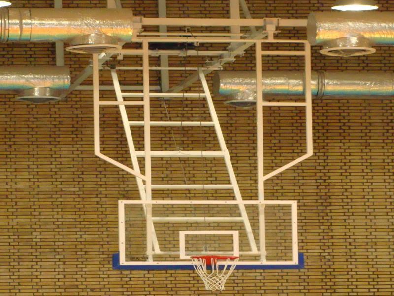 حلقه بسکتبال سقفی تاشو آژندنوآور مدل IB9005