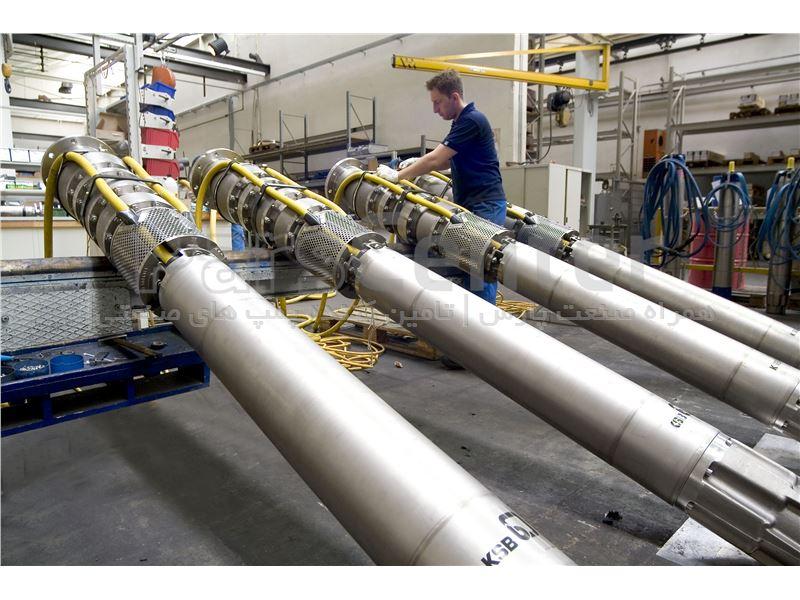 پمپ های Pump Submersible آلمان،پمپ شناور KSB