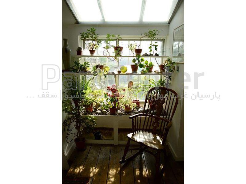 چگونه با سبک ایرانی پوشش سقف پاسیو زیباتری داشته باشیم