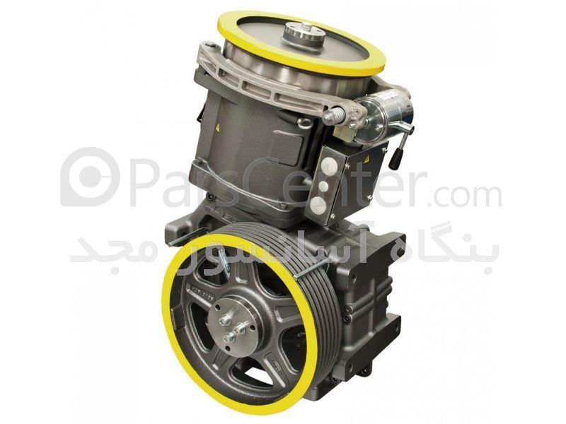 موتور آسانسور سیکور AC2 - MR16