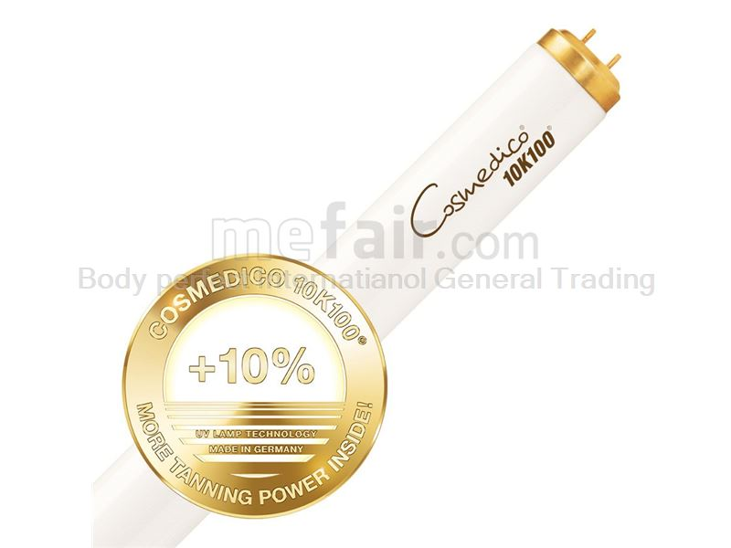 Cosmedico 10K100® tanning lamps