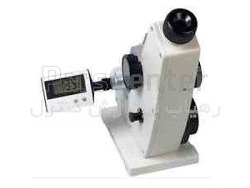 رفرکتومتر رومیزی(بریکس متر)  ABBE  مدل 2Waj