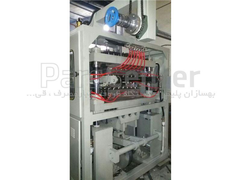 قیمت دستگاه تولید ظروف یکبار مصرف گیاهی پلاستیکی فومی