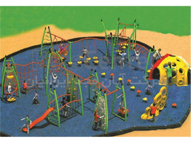 مجموعه بازی تور و طناب PS2005