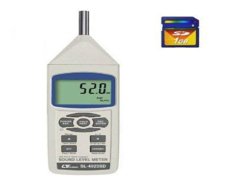 صوت سنج دیجیتال  مدل SL4023SD