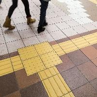 کفپوش هدایت مسیر نابینایان