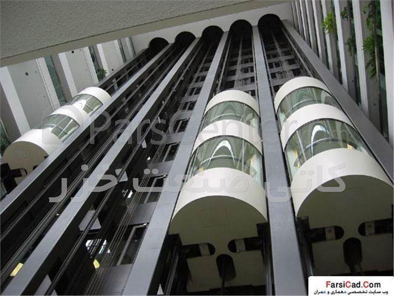 تجهیزات مورد نیاز آسانسور ها ساخت SICK آلمان
