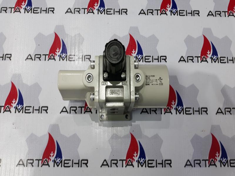 بوستر رگلاتور SMC مدل VBA11A-F02GN