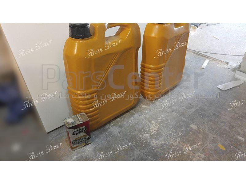 ماکت تبلیغاتی روغن موتور لیکومولی