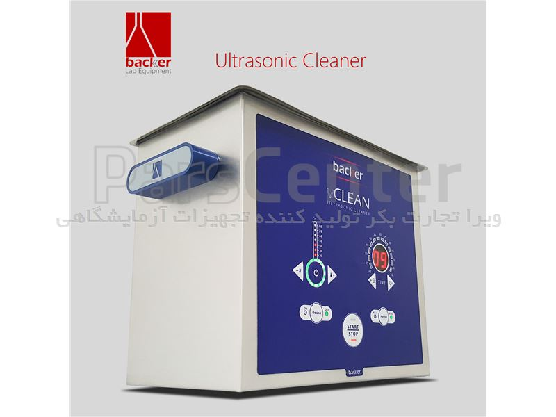دستگاه حمام التراسونیک کلینر مدل vCLEAN1 - L3