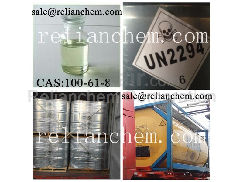 Gasoline Octane Improver /Petroleum Additive /Non-metallic Antiknock: N-methylaniline CAS#: 100-61-8