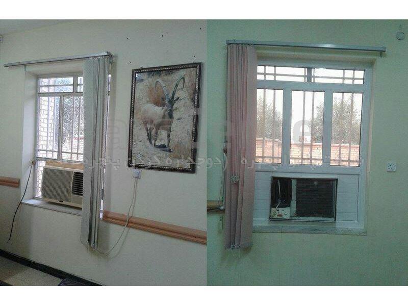 دوجداره کردن پنجره DP7