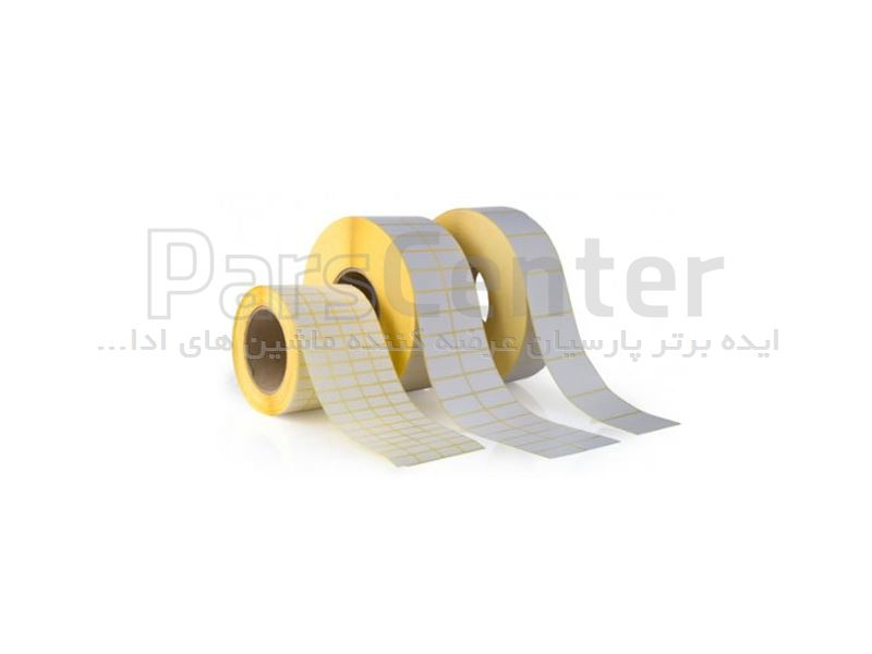 لیبل کاغذی 51*34