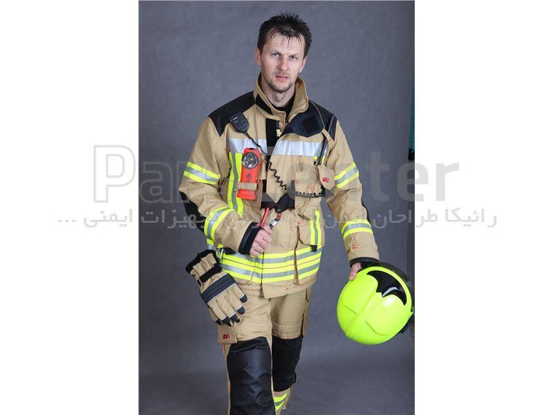 لباس ایمنی آتش نشانی Deva مدل Tiger Matrix