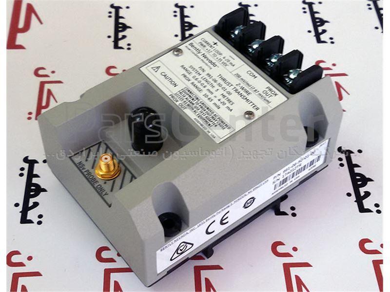 فروش پراکسیمیتی ترانسمیتر تراست 991 بنتلی نوادا (Bently Nevada 991 Thrust Transmitter)