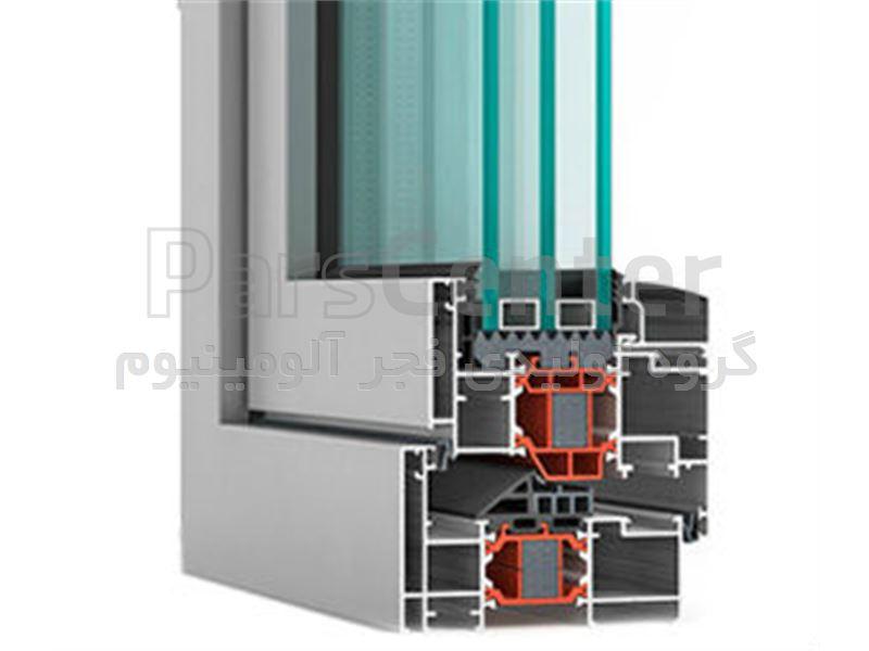 تولیدکننده درب و پنجره آلومینیومی