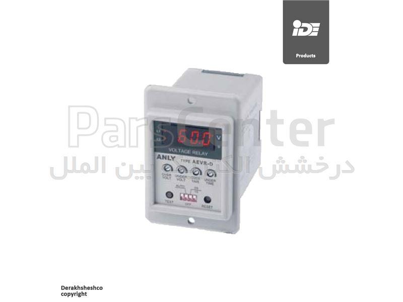 کنترل فاز دیجیتال با نمایشگر (کامل ترین کنترل فاز) مدل AEVR شرکت آنلی   anly