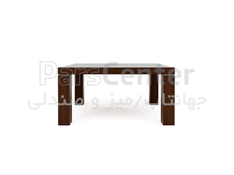 میز چوبی رستورانی مدل W26 (جهانتاب)