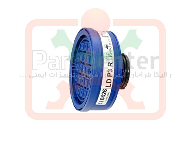 کارتریج (فیلتر) ایمنی ذرات Spasciani مدل P3 R