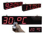 نمایشگر کرنومتر دیجیتال LED