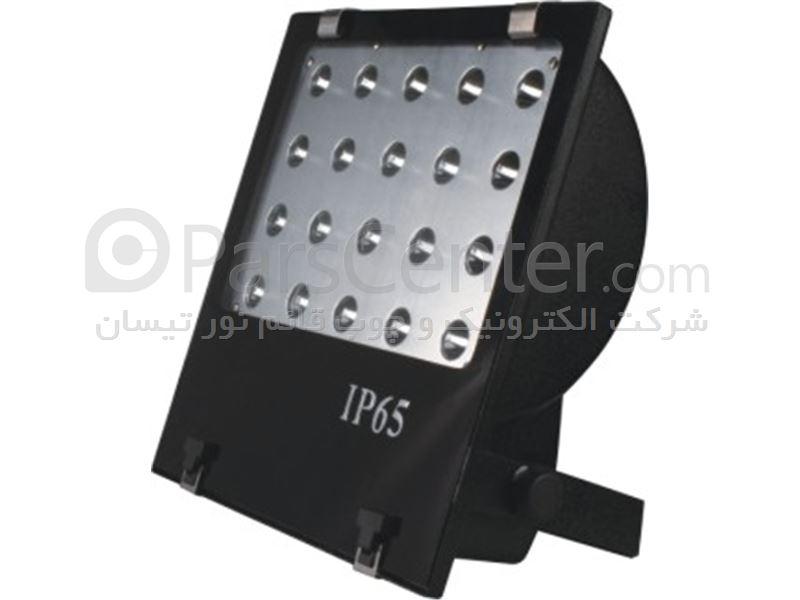 اجرای نورپردازی نما و فروش چراغ های ال ای دی