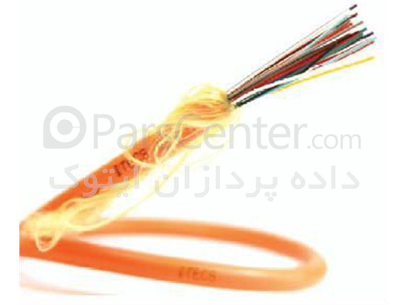 کابل فیبرنوری   Fiber Optic Cable