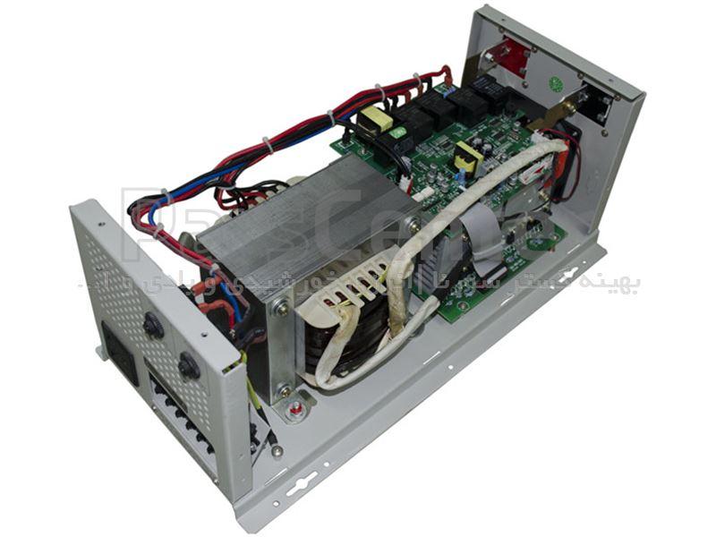 اینورتر خورشیدی 48 ولت تمام سینوسی 6000 وات با شارژر AC
