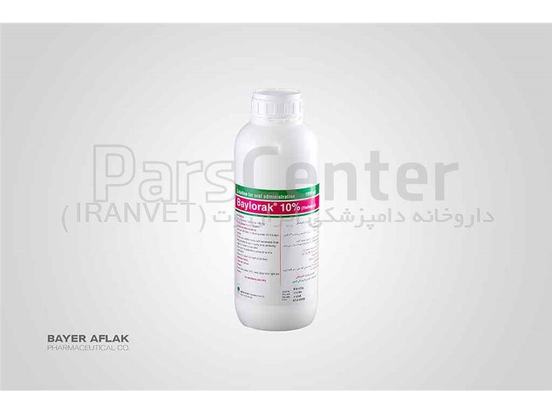 بای لراک®10%(فلورفنیکل 10%)