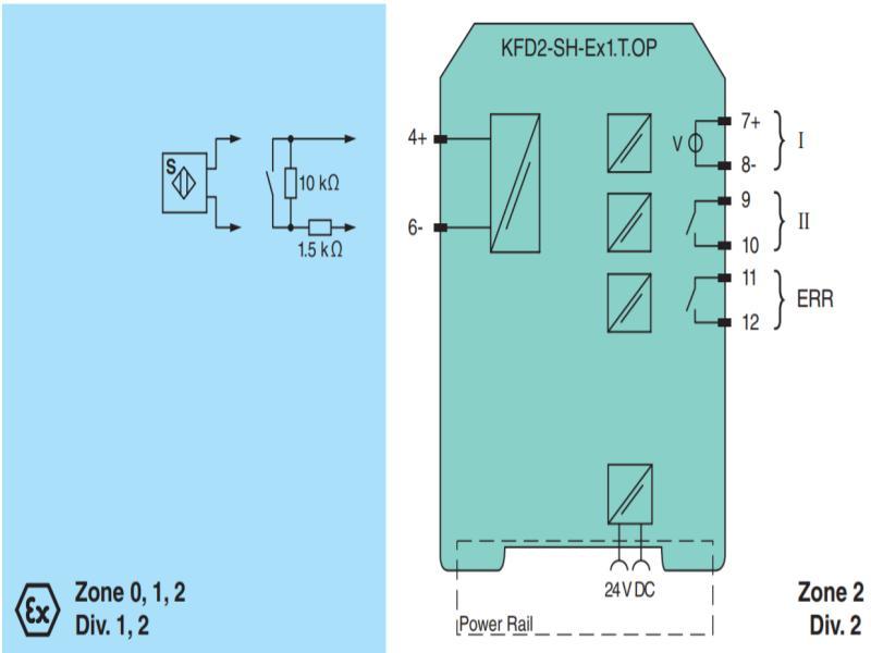 بریر KFD2-SH-Ex1.T.OP