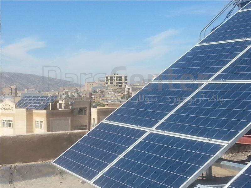 پکیج تولید برق خورشیدی 1000واتی سری M/P 500